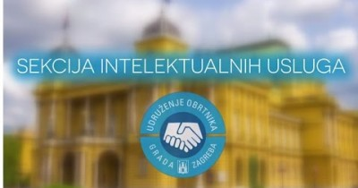 Embedded thumbnail for Sekcija intelektualnih usluga