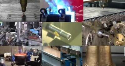 Embedded thumbnail for Lasersko rezanje