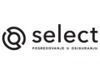 Select - posredovanje u osiguranju